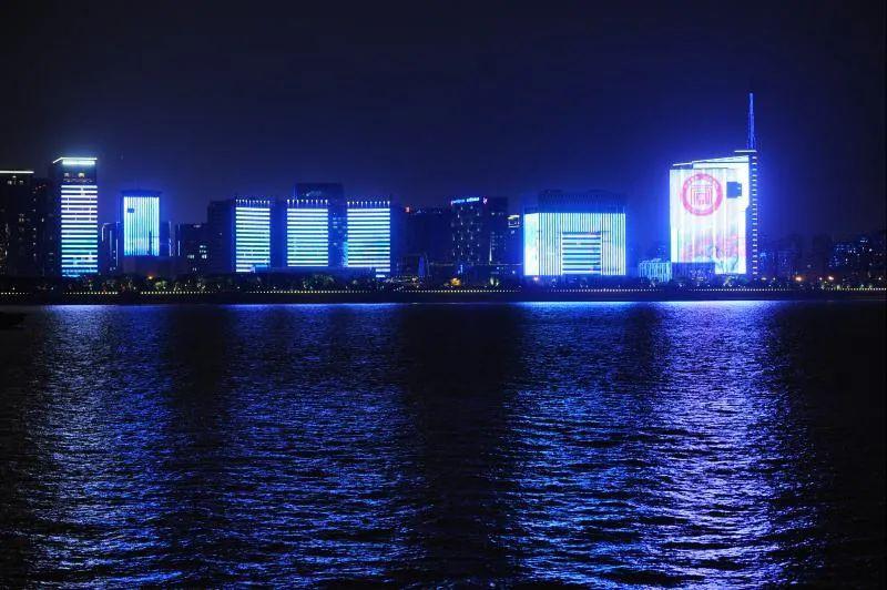 今年中秋国庆的灯光秀时间表来了!超绚烂的夜杭州,你期待吗?