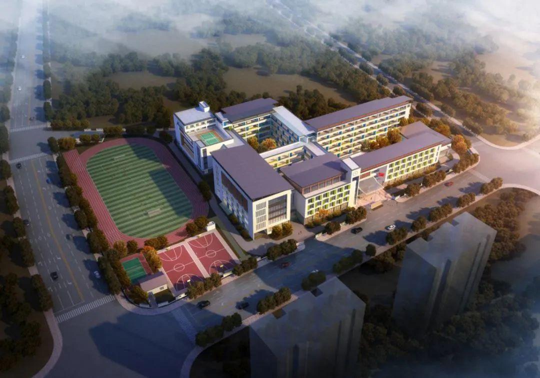 杭州又一批高颜值学校新开建或即将开建,都在哪?