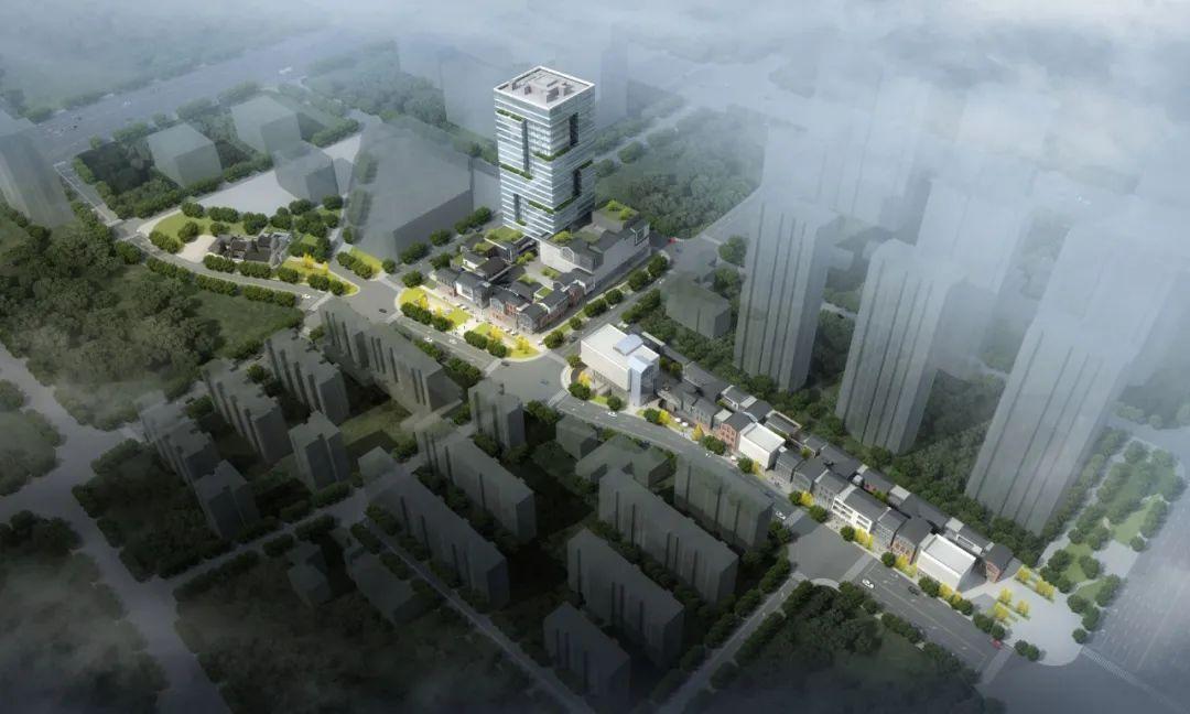 未来将有一座大剧院!解锁杭州首条影视文化特色商业街区!