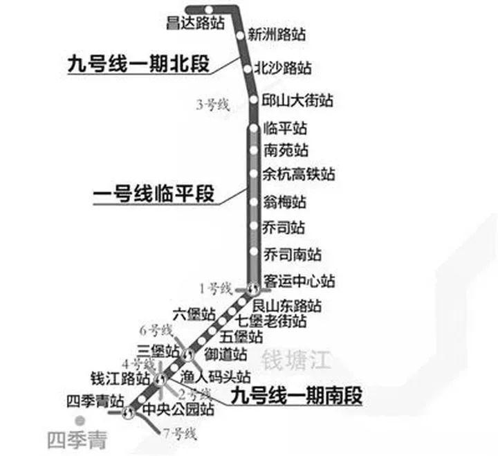 这两条地铁线路建设新进度来了!建成时间已定!