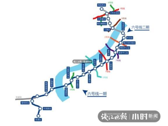 年底前杭州哪些地铁站要建成?最新消息来了