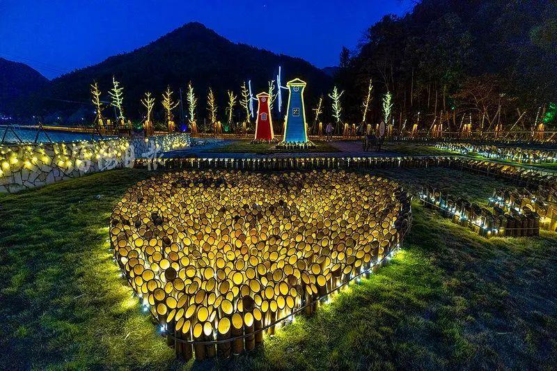 11月13日,本周五,富阳永昌镇首届竹文化旅游节来了!