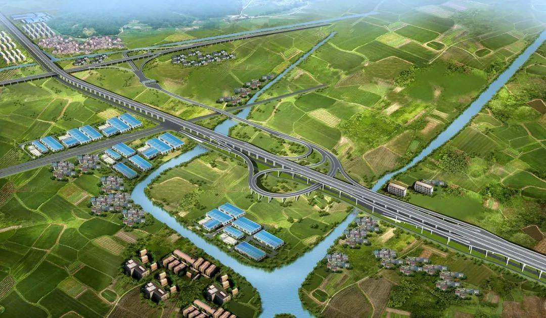 """""""杭州中环""""新进展!2年后,这些区域的市民可从高架直达临平!"""