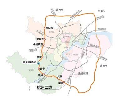 杭州二绕德清至诸暨路段已具备通车条件,将于12月通车!