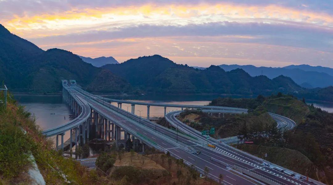 千黄高速淳安段,计划于今年12月正式通车!图3