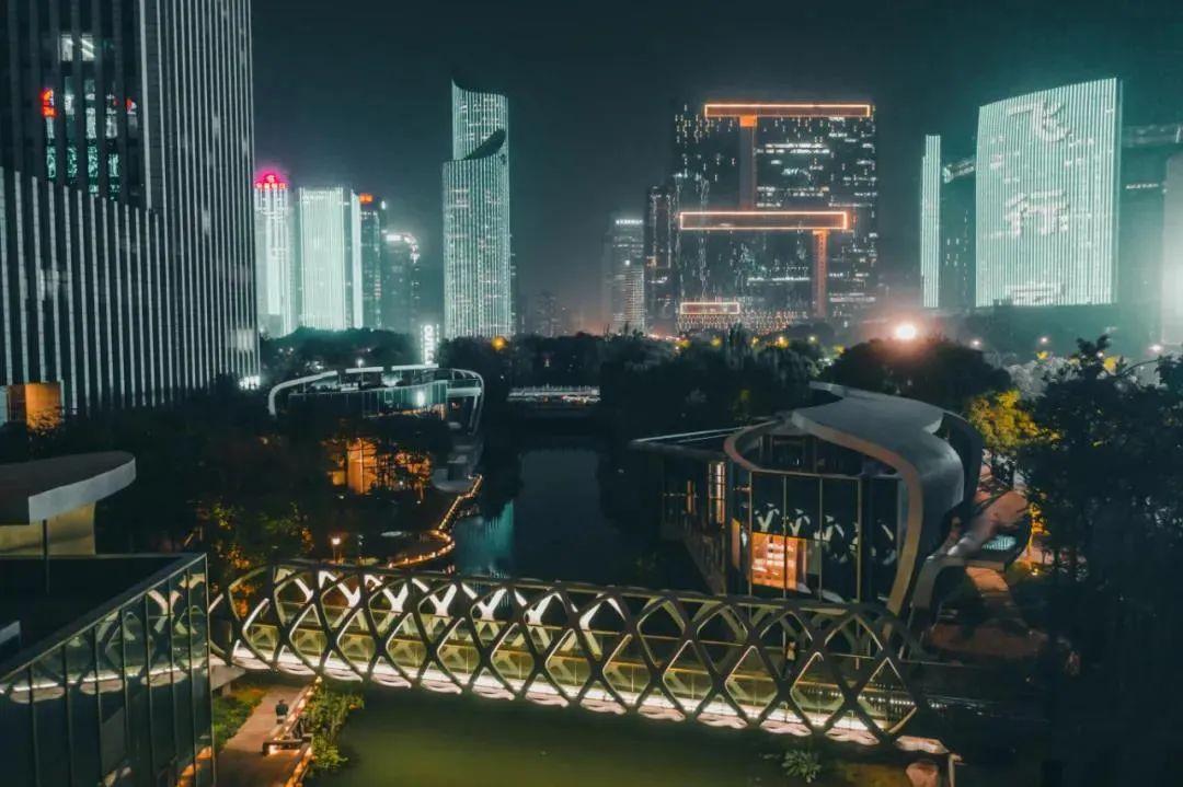 """杭州钱江新城将有一条""""十字金街"""",下月开街!图3"""