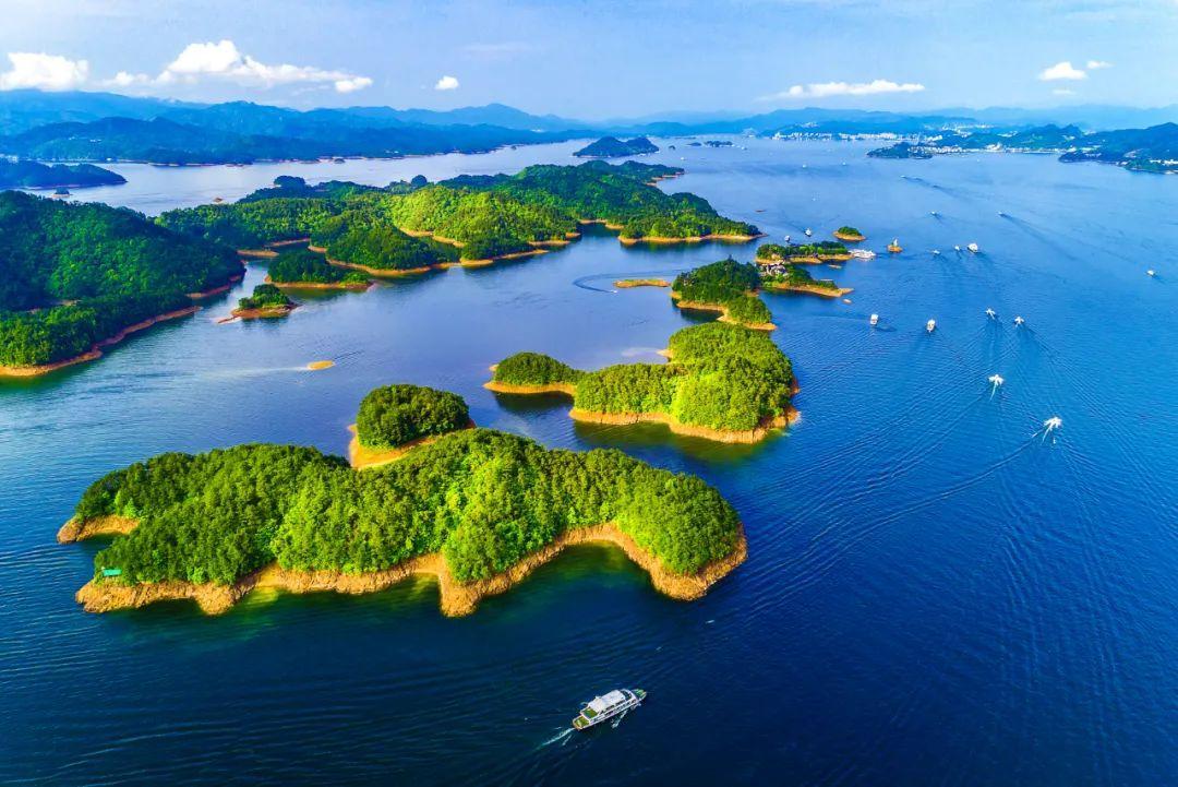 杭州千岛湖旅游度假区入选国家级旅游度假区名单!