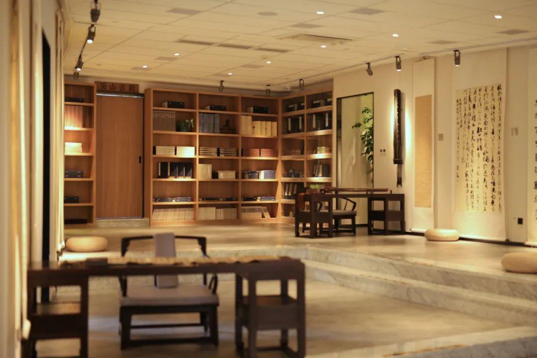 杭州书房正式对外开放,看看你家门口有没有?