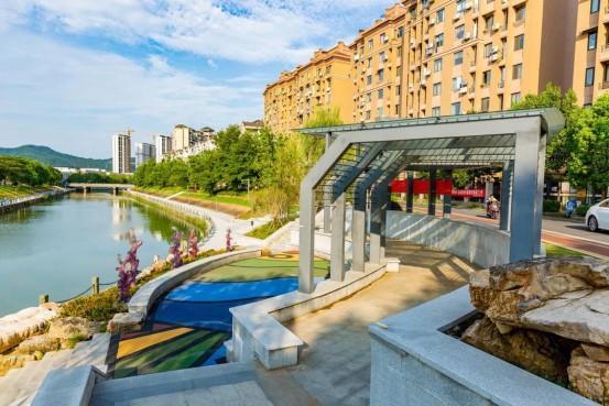 杭州2020年绿道建设任务提前完成,主城范围5分钟步行可达绿道网!