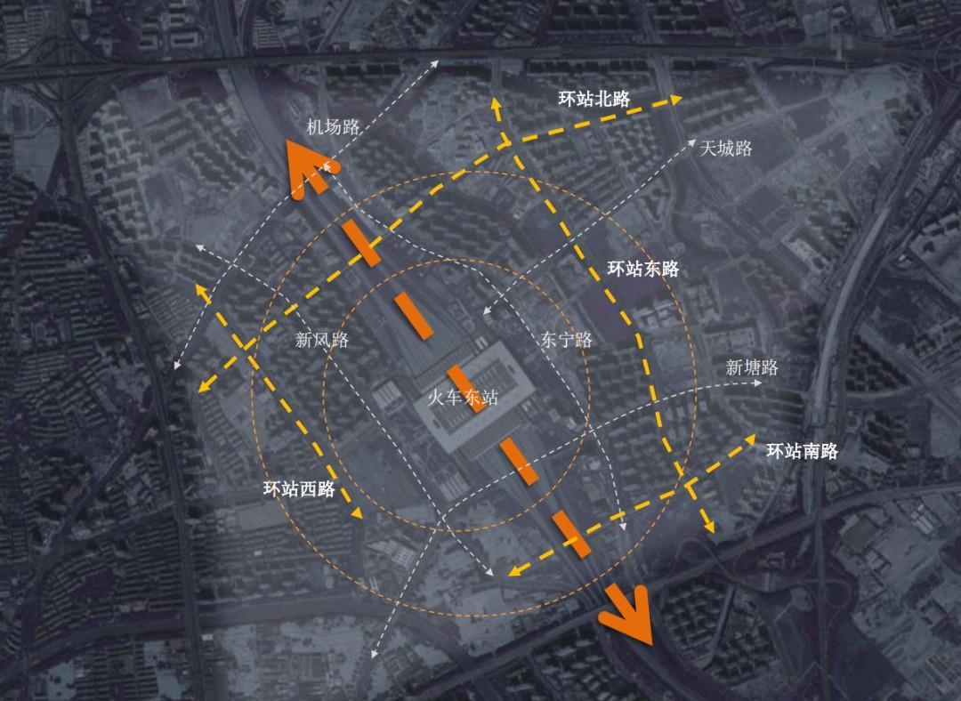 """杭州东站枢纽区域将迎来""""新变化""""!"""
