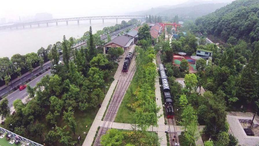 """杭州新增一处艺术园,钱塘江流域这些成功""""转型""""的网红景点你去过几个?"""