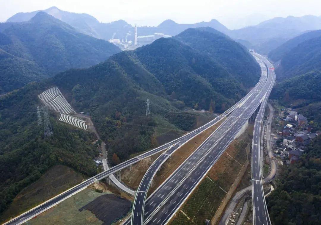 今天,杭州绕城西复线正式通车!