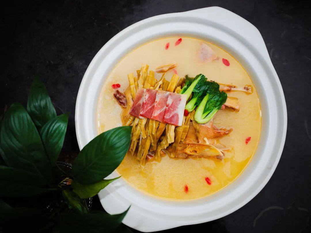 """美食文化融入旅游!杭州临安推出十道适合冬季养生暖胃的""""天目暖锅""""!"""