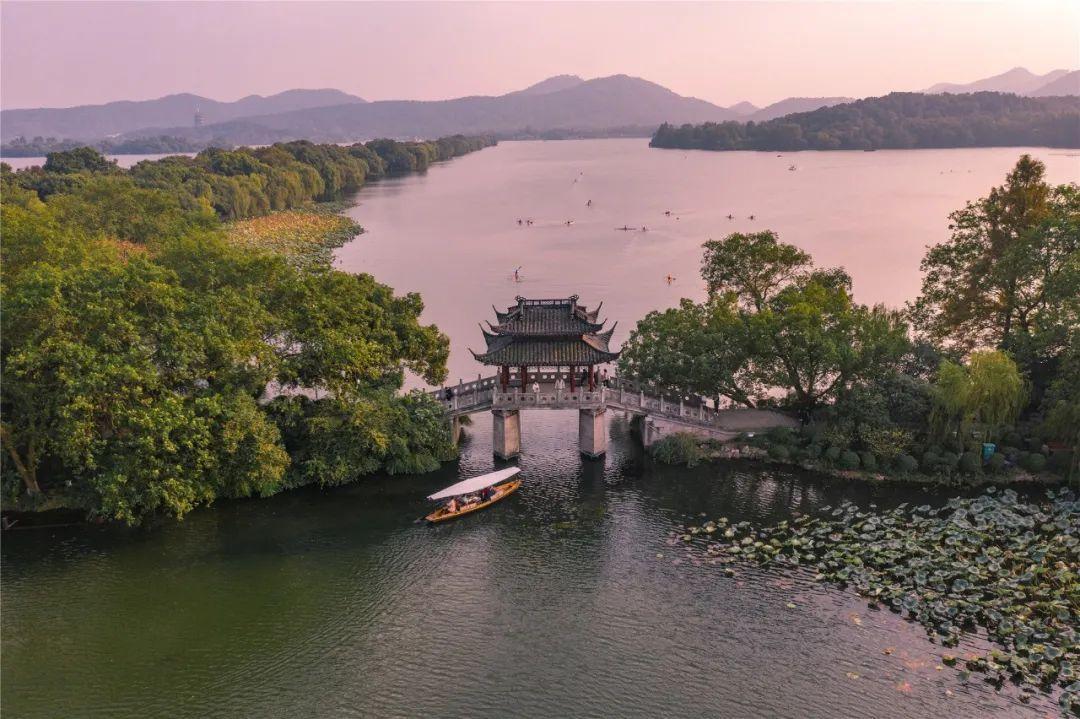 全部免费!24个适合一日游的杭州景点,收好够玩一整年!