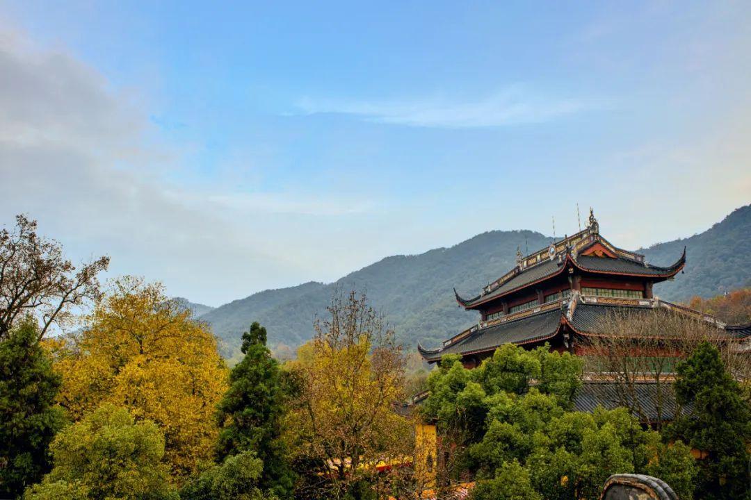 2020年12月31日晚杭州灵隐寺、净慈寺、上天竺法喜讲寺不对外开放