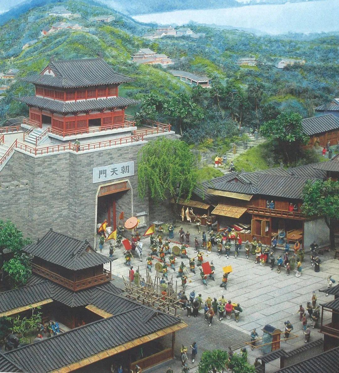 元旦假期怎么过?跟着杭州本地人登高祈福!