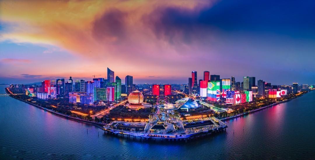 每天三场!杭州景观类亮灯及各地灯光秀元旦假期安排出炉!图2