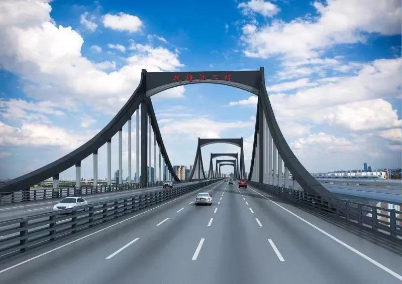 钱塘江新建大桥9月完成主体建设!未来串联萧山机场、杭州东站、铁路西站!