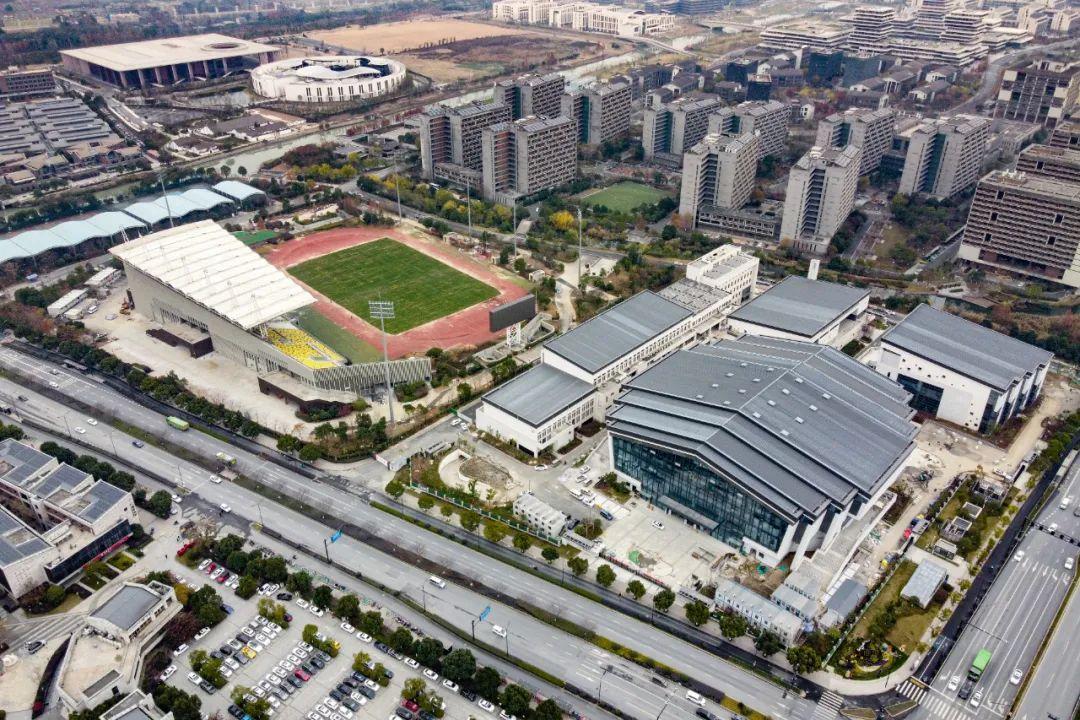 今年3月,杭州亚运会第一批竞赛场馆将竣工验收!图2
