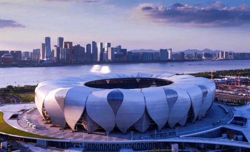 今年3月,杭州亚运会第一批竞赛场馆将竣工验收!