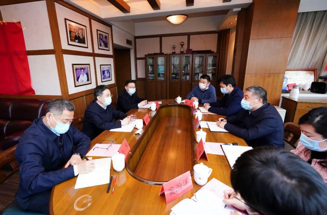 周江勇走访在杭中央媒体:让主旋律更响亮正能量更强劲
