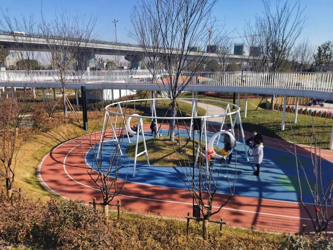 杭州新增两处新公园!内有健身场馆、游乐区、无人超市……休闲娱乐又有新去处!