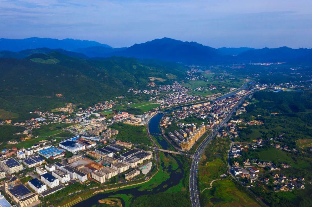杭州7地被命名为省级园林城镇,有你家乡吗?