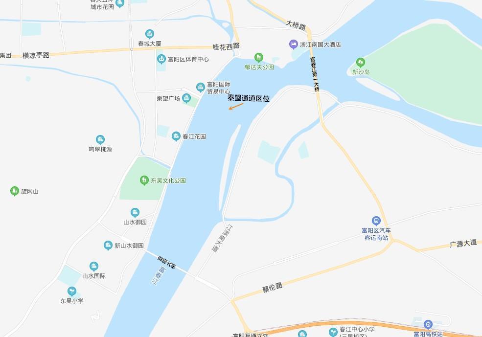 """浙江省内首条双层隧道计划今年通车!还有条""""巨无霸""""将开始横穿富春江!"""