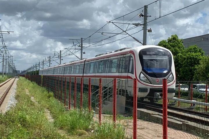 杭绍城际铁路首次试行,从绍兴出发,坐地铁去杭州西湖,只要50分钟!