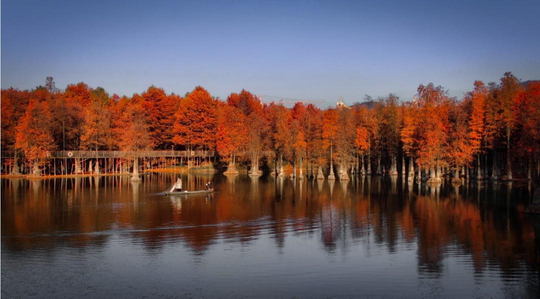 杭州周边10条美丽河湖游玩路线,你去过几条?图3
