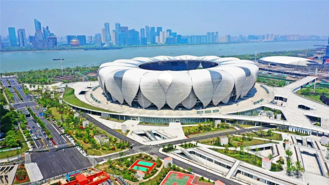 杭州奥体中心主体育场工程上榜2020-2021年度第一批中国建设工程鲁班奖!