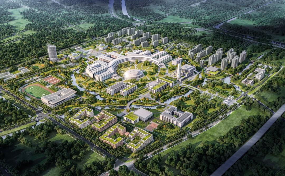 西湖大学建设有新进展!一期、二期预计9月正式交付!
