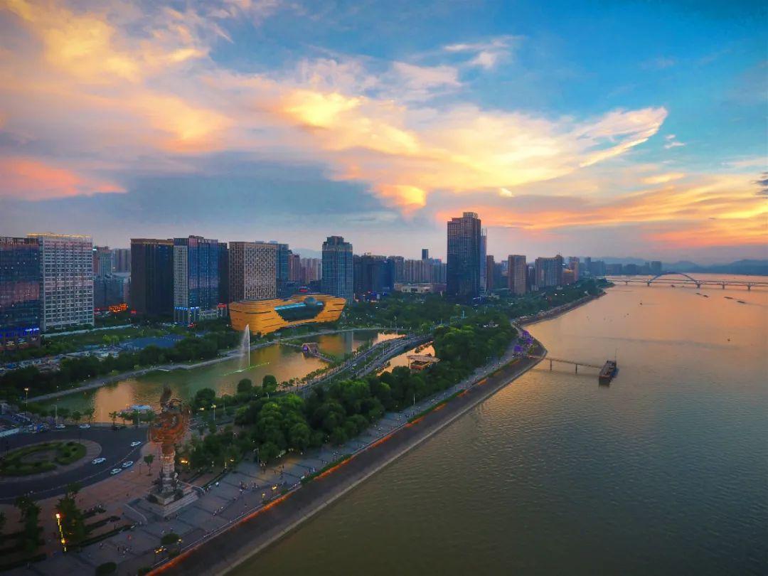杭州到衢州,唯一水上观光游览线路来了图3