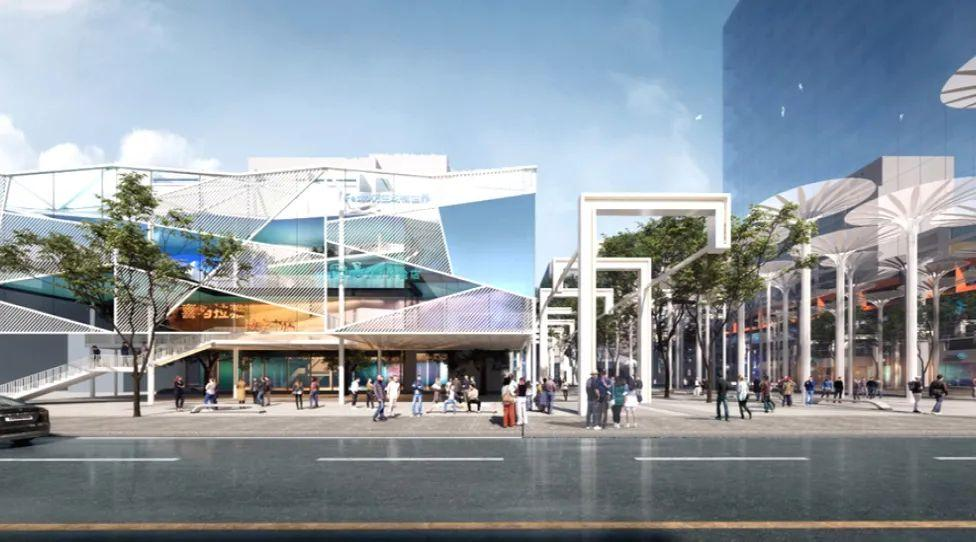杭州文三街即将开启数字生活街区的改造!未来这条街将变成什么样?