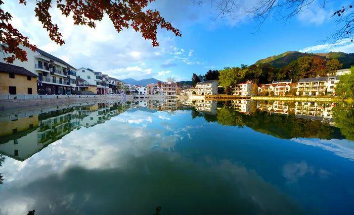 """自2009年以来,杭州这六个行政村被评选为""""全国生态文化村""""!图1"""