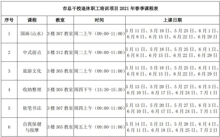 杭州市总工会六大热门课程面向全市招生,赶紧预约!