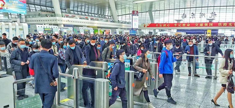 4月10日起,全国铁路实行新列车运行图,杭州出行有变化!