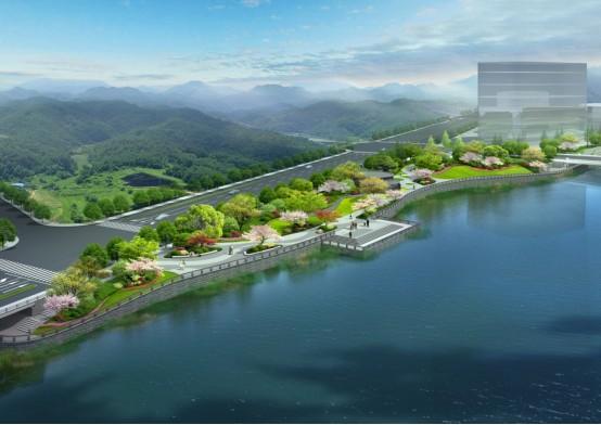 杭州今年又有四座公园开建,节假日出行多了新选择!