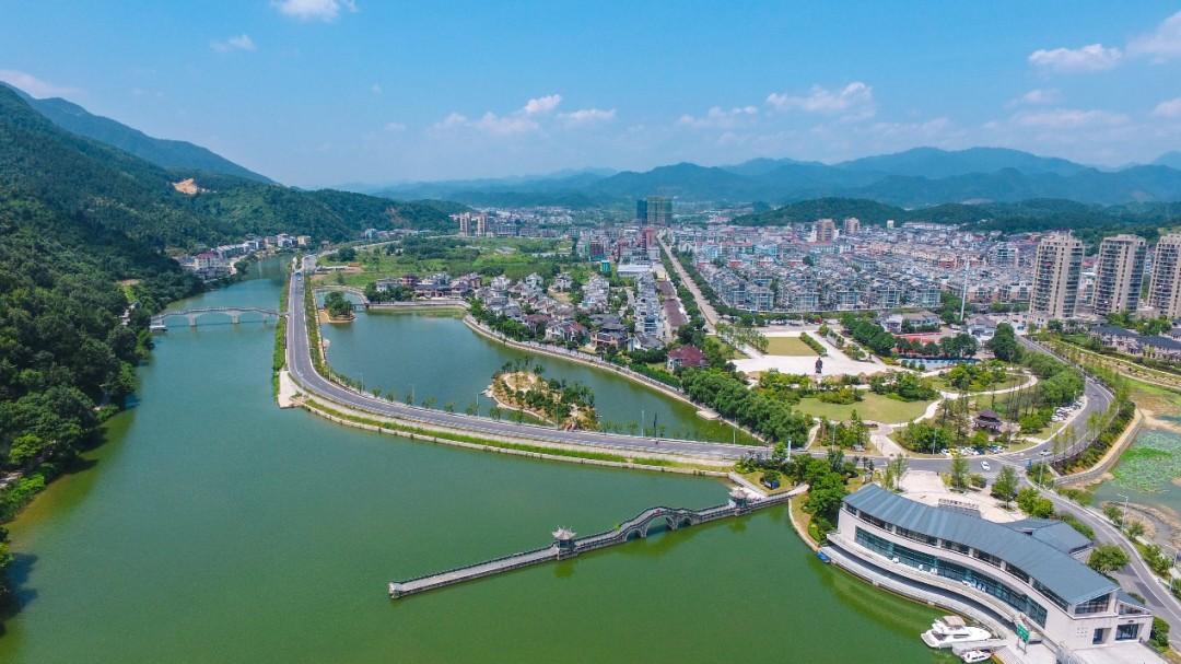 杭州市2021年度美丽城镇建设样板创建名单出炉,一共49地,看看有没有你的家乡!