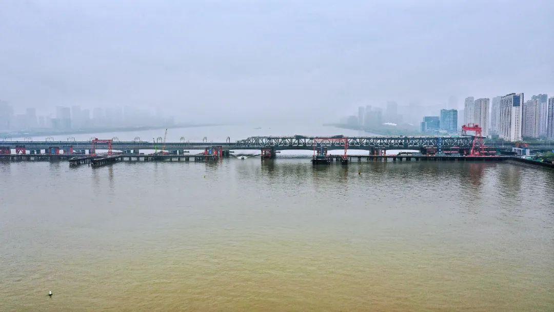 杭州这条南北向快速路,计划明年建成通车!彭埠大桥即将恢复通车!