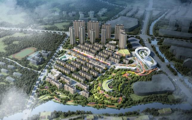 """配套好、出行方便、数字赋能!杭州这些社区,生活很""""未来""""!"""