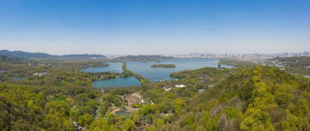 杭州西湖景区7处高地,让你西湖全景一览无余!图2