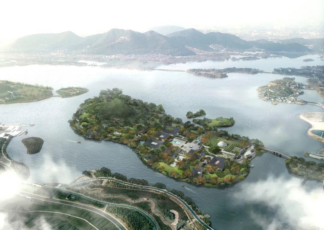 """湘湖预计今年开放一座世界级博物馆,明年拱墅区也将新增两座""""文化地标""""!图2"""