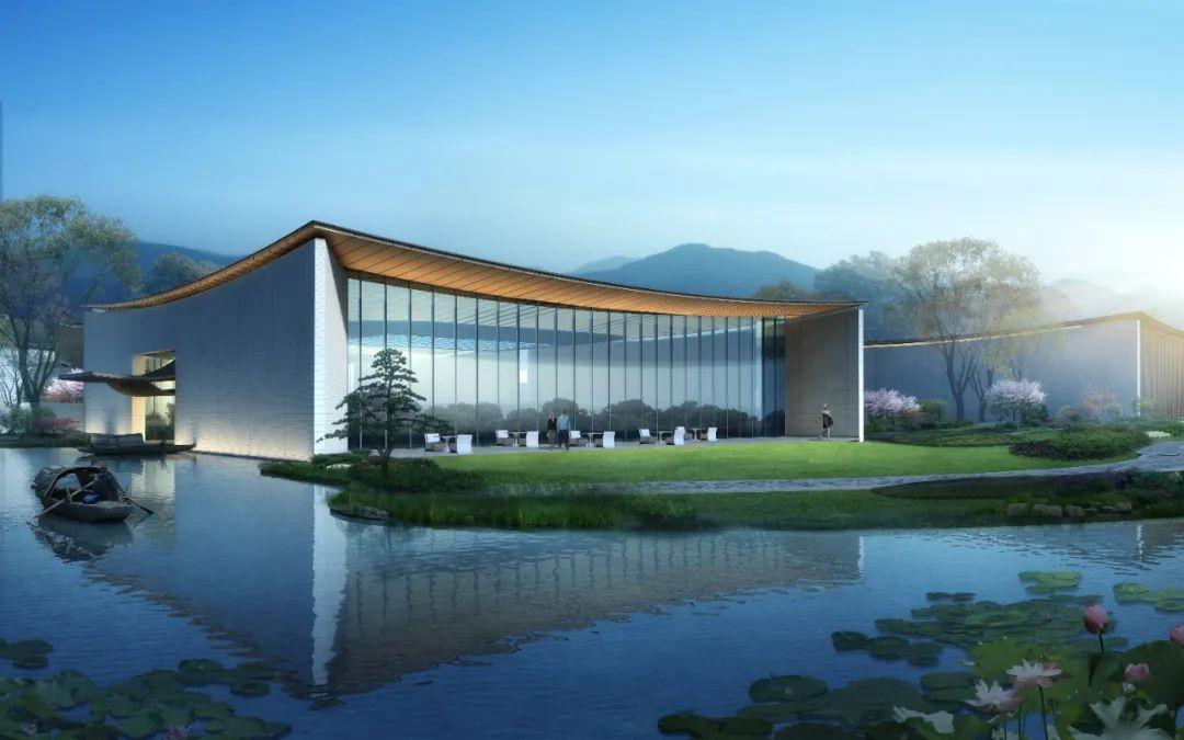 """湘湖预计今年开放一座世界级博物馆,明年拱墅区也将新增两座""""文化地标""""!图3"""
