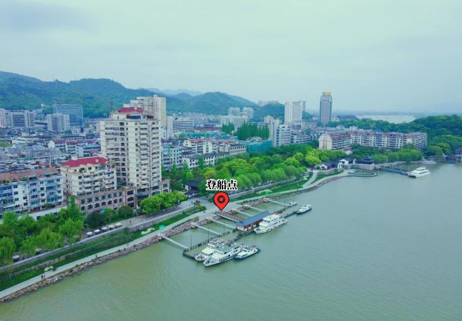 刷屏朋友圈的富春山居水上实景游4月23日19:00正式启航!