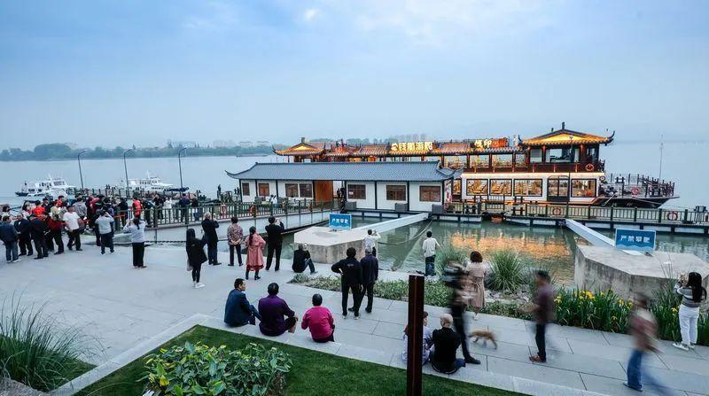 杭州富春江游船推出五一优惠价!游船航线升级延长