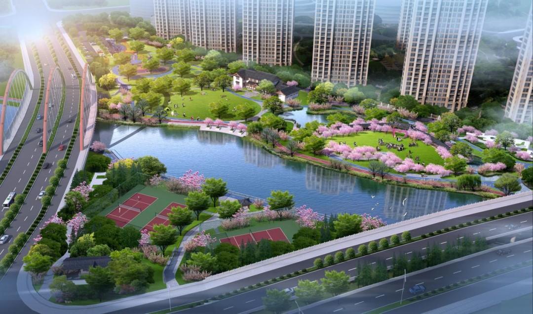 2021年杭州将新建和提升改造50个城市小公园(附完整名单)图1