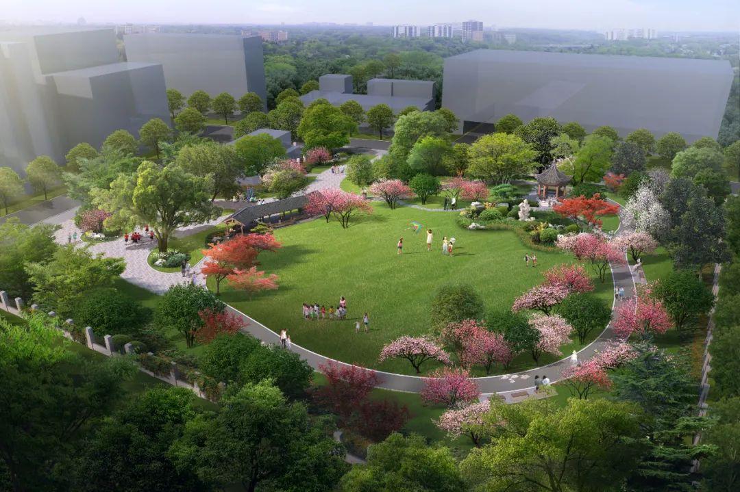 2021年杭州将新建和提升改造50个城市小公园(附完整名单)