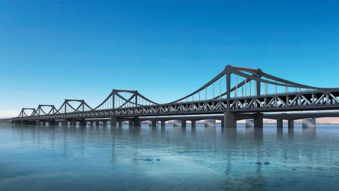 钱塘江新建大桥雄姿初现,预计下月合龙!未来串联萧山机场、铁路西站…