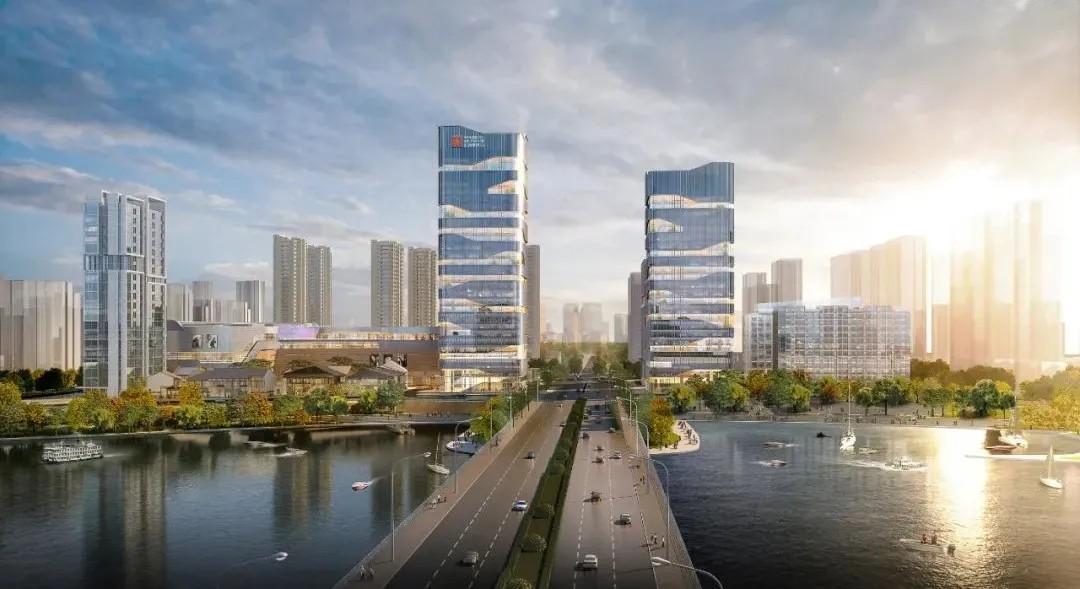 杭州多家综合体即将建成或投用,逛玩又有新去处!